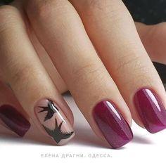 ғollow ғor мorə; @нodayaвə13 - #nails #nail #fashion #style #cute #beauty #beautiful #pretty #girl #girls #stylish #sparkles #styles #gliter #nailart #art #opi #essie #unhas #preto #branco #rosa #love #shiny #polish #nailpolish #nailswag