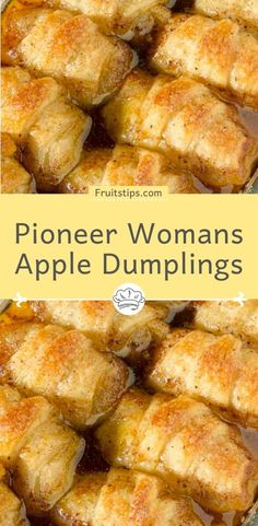 Ingredients : 1 large apple {i used a fuji- any apple will do, tart is better} 1 can pillsbury crescent dough cup butter cups sugar Apple Dessert Recipes, Apple Recipes, Fall Recipes, Sweet Recipes, Holiday Recipes, Delicious Desserts, Breakfast Recipes, Yummy Food, Kraft Recipes