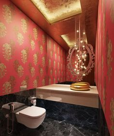 Toilet fittings and accessories at Phoenix Kessaku - Ultra Luxury Apartments in Bangalore