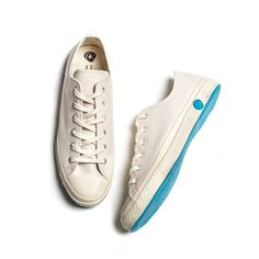 Shoes Like Pottery - Low Top Trainer White