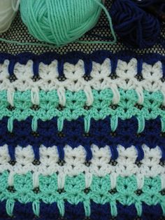 Ravelry:Abstract Crochet Cats pattern not to mention it would make a great baby blanket!