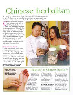 Intro Chinese herbalism