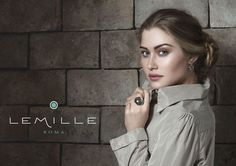 Glam in a Click collection by Lemille - www.lemille.com