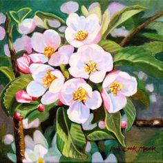 Blossoms I, Jan Cook Mack