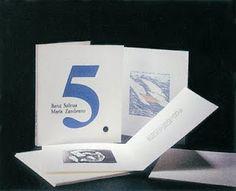 LIBROS DE EDICIONES TABELARIA.- Libros cuidados en papel de hilo, tiradas cortas, numeradas y firmadas. Son de Ediciones Tabelaria. Un placer para los sentidos.