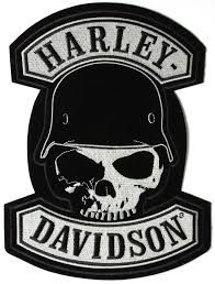harley davidson skull logo - Google Search