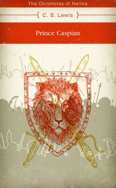 The Art of M. S. Corley: Narnia Redesign