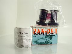 Pan-Pet Gakken Exchange Film Panorama Stereo Viewer Japanese Cherry Blossoms - SOLD - Other items up for sale here! http://www.ebay.com/sch/pealfaro/m.html?_nkw=&_armrs=1&_from=&_ipg=&_trksid=p3686