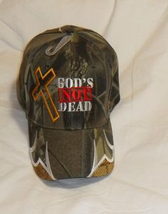 c7651e2f909 GOD IS NOT DEAD HE IS SURELY ALIVE CHRISTIAN HAT BASEBALL CAP Isaiah 40 28