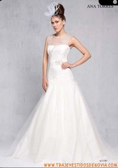 N1118V  Vestido de Novia  Ana Torres