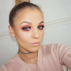"59.2k Likes, 130 Comments - Too Faced Cosmetics (@toofaced) on Instagram: ""Can you even believe this gorgeousness? @hannahkempmakeupartist used our Sweet Peach Eyeshadow…"""