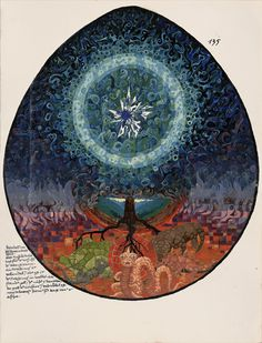 """""""The Red Book"""" by C. G. Jung (c) Foundation of the Works of C. G. Jung. With permission of the publisher, W. W. Norton & Company, Inc."""