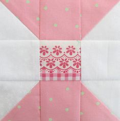Farmer's Wife Quilt Along Week50 - Pretty by Hand - Pretty By Hand