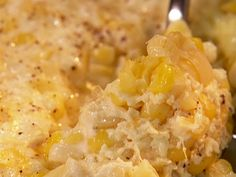 Food Network invites you to try this Sweet Corn Pudding recipe from Patrick and Gina Neely.