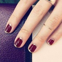 6 takes on the perfect party nail
