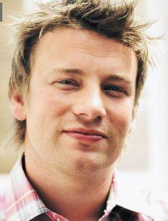 Jamie Oliver . . .