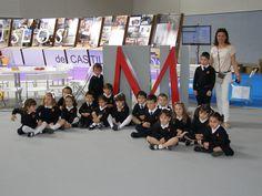Colegio Reinado Corazón de Jesús con @museoscastyleon