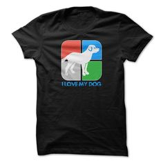 If you love dogs you will like this shirt.