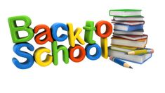 Back to School Supplies Round Up for the Week of Welcome Back To School, Back 2 School, Middle School, School Stuff, Funny Images, Art Images, Google School, Back To School Clipart, Education Banner