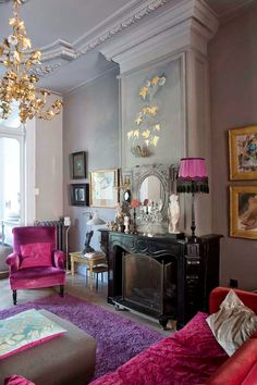 In the Pink Room | ZsaZsa Bellagio - Like No Other