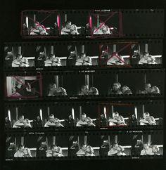 Behind The Scenes: Los fotogramas de las películas míticas de Hollywood
