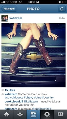 I'm doing this... If you ever see me randomly sitting on your truck, you know what I'm doing.