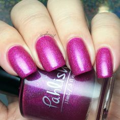 Pahlish Bespoke Batch Rose Colored Glasses (released 1/31/16)