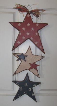 Hanging Star by AlwaysInSeason