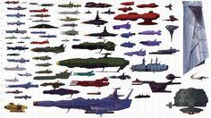 Star Blazers Ship Comparison Chart  https://scontent-a.xx.fbcdn.net/hphotos-xpa1/t1.0-9/10155873_512973425470051_5913398506733963847_n.jpg