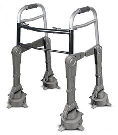 I don't always use a walker but when I do...I use an AT-AT.
