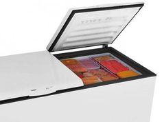 Freezer Horizontal 2 Portas 519L - Consul CHB53C com as melhores condições você encontra no Magazine Linhatotal. Confira!