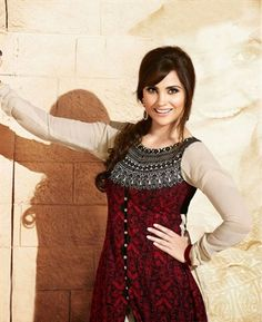 Buy Handsome Black Anarkali Salwar Kameez [APRE2302] at $117.13
