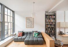 Maison moderne et optimisation d'espace |