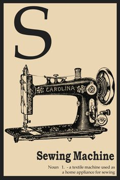 The Serendipitious Scrapper: Vintage Sewing Flash Card Freebies