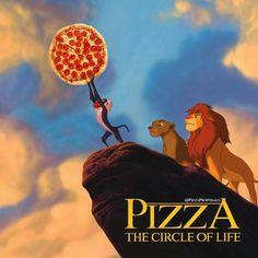 Disney and Jon Favreau Are Remaking The Lion King Pizza Puns, Pizza Logo, Funny Pizza, Eat At Joe's, Comida Pizza, Pizza Cartoon, Pizza Quotes, Pizza Girls, Pizza Art