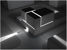 architectural model lighting - Google Search                                                                                                                                                                                 More