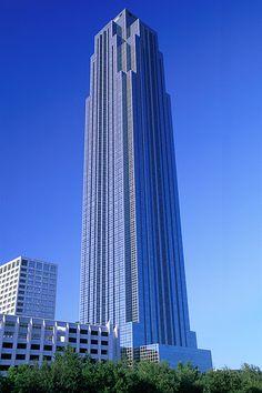 Williams Tower - Phillip Johnson - Houston, USA