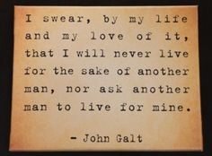 Galt~ I love this~ loved the book