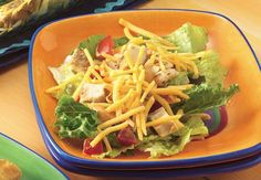 Seven Layer Taco Salad
