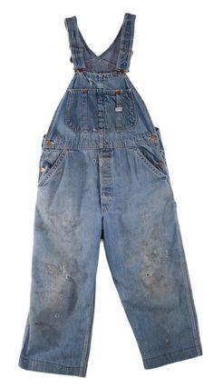 Lee Carpenter Overalls Of The 1970s Street Wear Men S