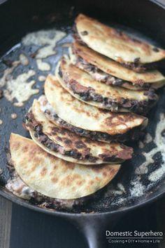 Crispy Black Bean Tacos 1