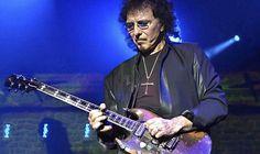 Tony Iommi – o pai do Heavy Metal Power Chord, Heavy Metal, Tony Iommi, Ozzy Osbourne Black Sabbath, Cool Guitar, Rolling Stones, Music Instruments, Guitars, Legends