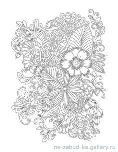 Floral Mandalas Bonus Full Digital Copy Of Interior Inside