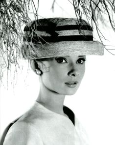 AUDREY WEARS HATS   Mark D. Sikes: Chic People, Glamorous Places, Stylish Things
