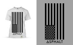 """""""Asphalt Flag"""""""