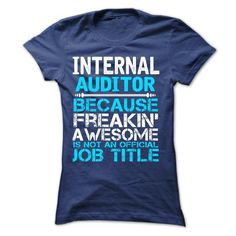 Internal Auditor T-Shirts, Hoodies (22.99$ ==► Shopping Now to order this Shirt!)