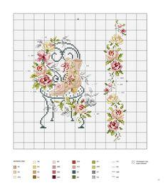 Мобильный LiveInternet Книга: Вышивка крестиком для настоящих модниц от Вероник Ажинер | Пусть_буду_-_Я - Дневник Пусть_буду_-_Я |