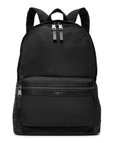 Kent Lightweight Nylon Backpack