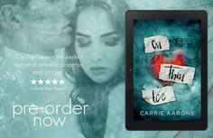 Pre-order the book that will leave you on the edge of your seat, and melt your heart at the same time! On Thin Ice by Carrie Aarons coming December 7th. US→ http://amzn.to/2gt4AUg UK→ http://amzn.to/2ghORrE CA→ http://amzn.to/2gsZJSZ AU→ http://amzn.to/2gxMMbP