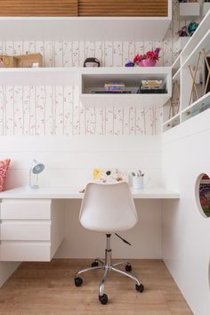 Papel de parede Leroy Merlin Desk Inspiration, Gris Rose, Home Office Decor, Home Decor, Bedroom Layouts, Decoration, Interior Design Living Room, Bedroom Decor, House Design